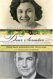 Dear Senator