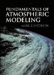 Fundamentals of atmospheric modeling PDF