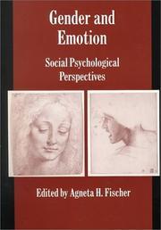 Gender and Emotion PDF