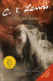 Cover of: The last battle by C. S. Lewis