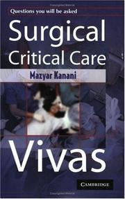 Surgical Critical Care Vivas PDF