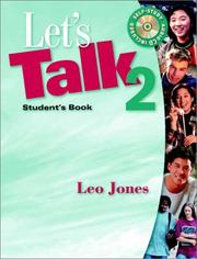 Cover of: Let's Talk 2 by Leo Jones