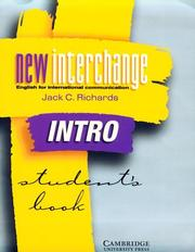 New interchange : English for international communication