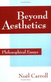 Beyond Aesthetics PDF