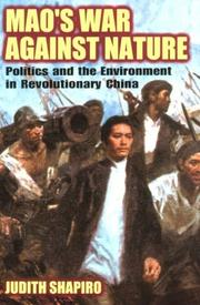 Mao's War against Nature PDF