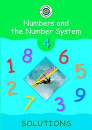 Cambridge Mathematics Direct 4 Numbers and the Number System Solutions (Cambridge Mathematics Direct)