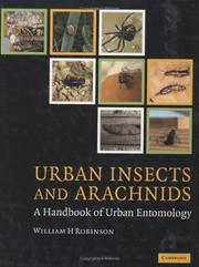 Urban Insects and Arachnids PDF