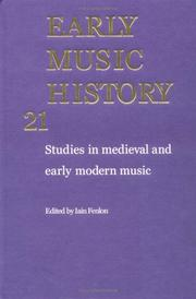Early Music History PDF