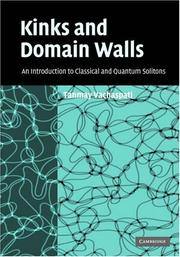 Kinks and Domain Walls PDF