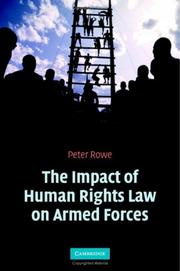 The Impact of Human Rights Law on Armed Forces PDF