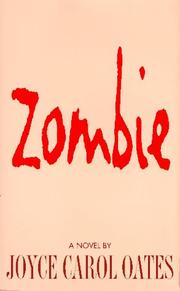 Cover of: Zombie by Joyce Carol Oates