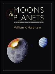 Moons and planets by William K. Hartmann