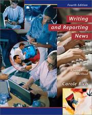 Writing and Reporting News PDF