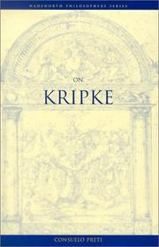 On Kripke by Consuelo Preti