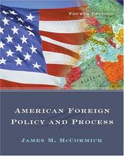 American foreign policy and process PDF