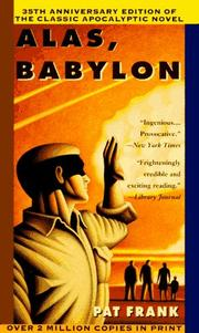 Cover of: Alas, Babylon by Pat Frank