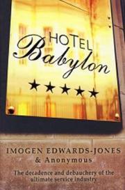 Cover image for Hotel Babylon