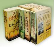 Cover of: Dan Brown Boxed Set by Dan Brown