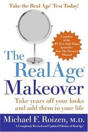 The RealAge Makeover by Michael F. Roizen