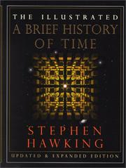Cover of: The Illustrated Brief History of Time by Stephen W. Hawking