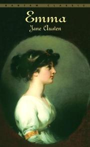 Cover of: Emma (Bantam Classics) by Jane Austen
