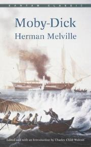 Cover of: Moby-Dick (Bantam Classics) | Herman Melville