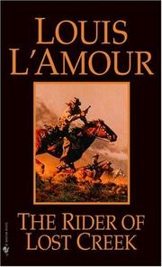 The Rider of Lost Creek PDF