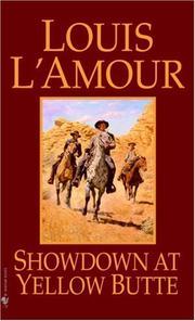 Showdown at Yellow Butte PDF