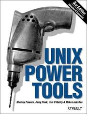 UNIX power tools by Jerry D. Peek