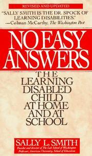 No easy answers PDF