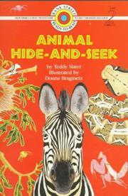 Animal Hide-And-Seek (Bank Street Level 2) (Bank Street Level 2*) PDF