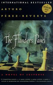 Cover of: The Flanders panel by Arturo Prez-Reverte