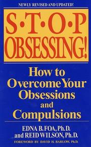 Stop obsessing! PDF