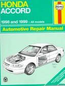 Honda Accord automotive repair manual by John Harold Haynes