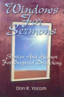 Windows for sermons PDF