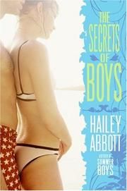 The Secrets of Boys by Hailey Abbott