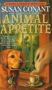 Animal Appetite (Bantam Crime Line Books)