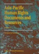 Asia-Pacific human rights documents and resources