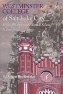 Westminster College of Salt Lake City PDF