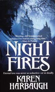 Cover of: Night fires by Karen Harbaugh