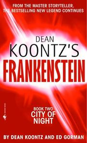City of Night (Dean Koontz's Frankenstein, Book 2) PDF