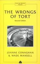 The wrongs of tort PDF