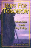 Hope for tomorrow PDF