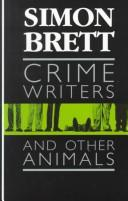 Crime writers and other animals PDF