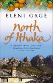 North of Ithaka by Eleni Gage