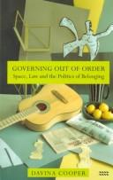 Governing out of order by Davina Cooper