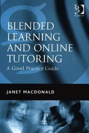 Blended Learning And Online Tutoring PDF