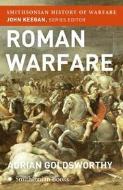 Roman warfare by Adrian Keith Goldsworthy