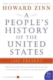 A people&#39;s history of the United States by Howard Zinn