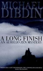 A Long Finish (Aurelio Zen Mystery) PDF